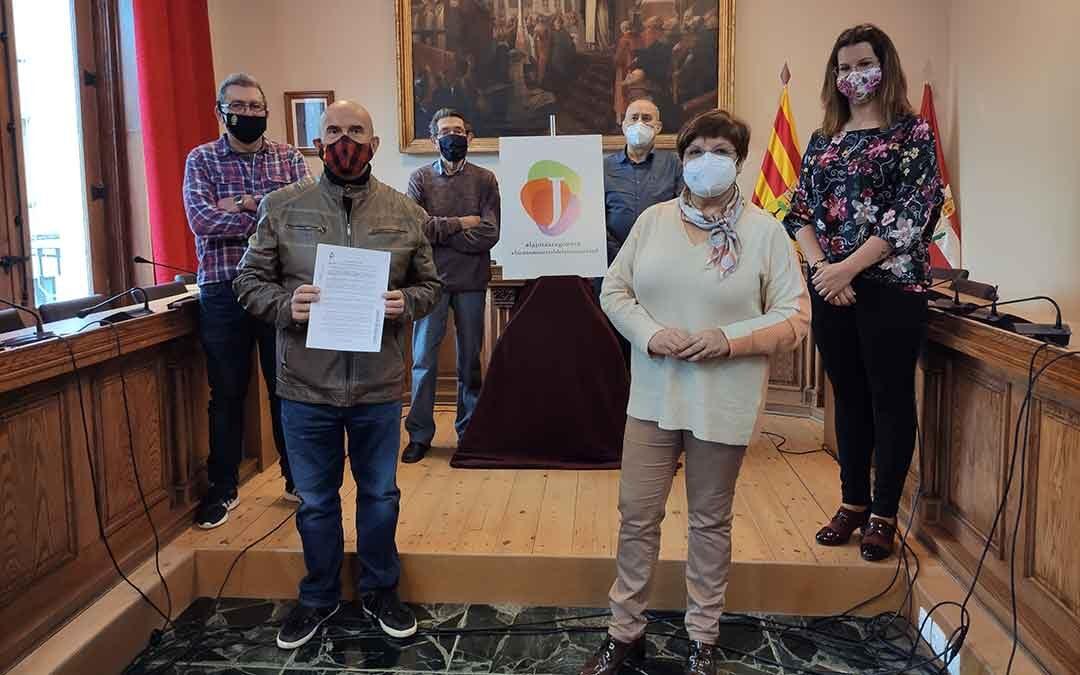 El Ayuntamiento de Caspe apoya la candidatura de la Jota como patrimonio cultural de la UNESCO