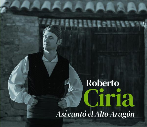 Roberto Ciria presenta su último disco