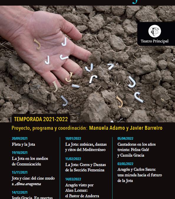 """El Teatro Principal acoge la segunda edición de los """"Encuentros en la Jota"""""""
