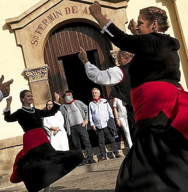 Navarjota recupera su Concentración de la Jota Navarra