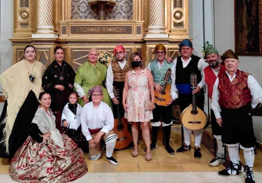 Alma con la Jota vuelve a subirse a los escenarios para festejar el Día del Pilar