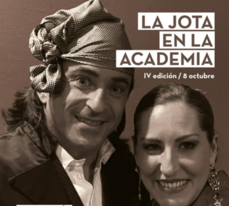 Nacho del Río y Beatriz Bernad, protagonistas en 'La Jota en la Academia'